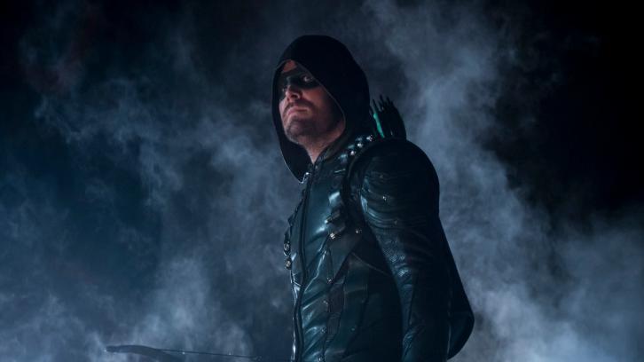 Vos réactions sur l'épisode 6×23 de Arrow – season finale – Life Sentence