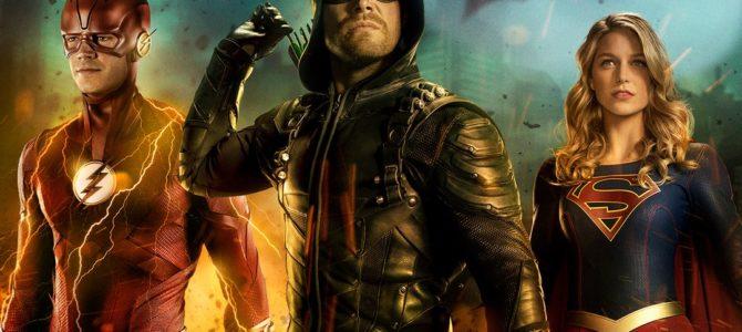 Le crossover Arrow, Flash, Supergirl sera diffusé les 9,10 et 11 décembre