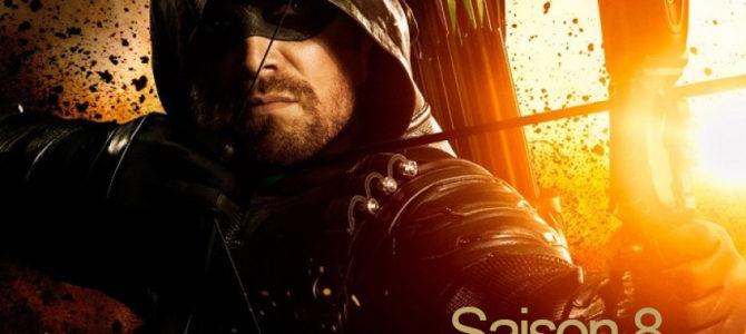 C'est officiel, la CW renouvelle Arrow pour une saison 8
