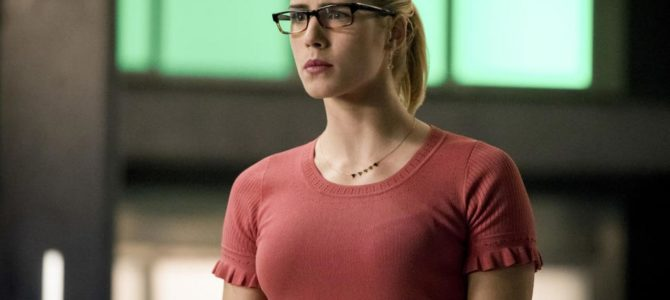 Emily Bett Rickards alias Felicity quitte la série Arrow